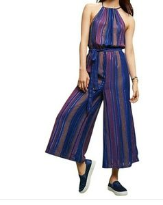 Anthropologie Cleo Bella Jumpsuit size 0